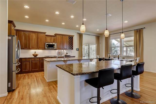 15675 Angelica Drive, Parker, CO 80134 (#3506132) :: The Heyl Group at Keller Williams