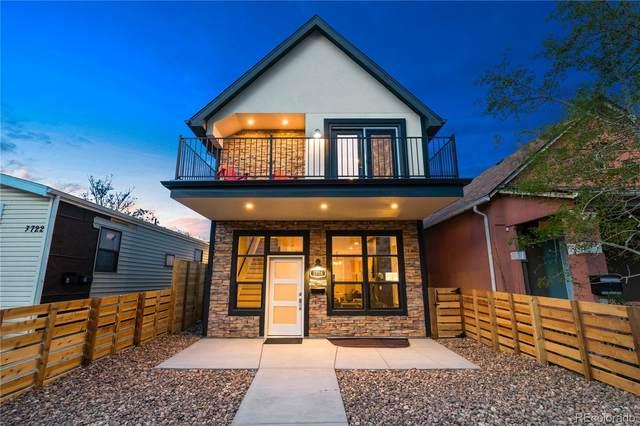 3716 N Marion Street, Denver, CO 80205 (MLS #3506501) :: 8z Real Estate