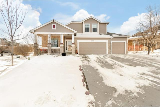 23186 Timber Spring Place, Parker, CO 80138 (#3506532) :: The Heyl Group at Keller Williams