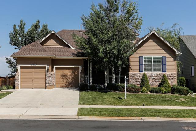 15475 E Copper Creek Lane, Parker, CO 80134 (#3507528) :: Wisdom Real Estate
