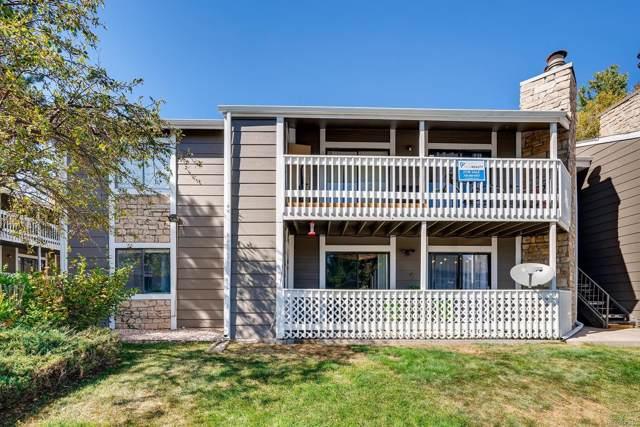 18023 E Ohio Avenue #103, Aurora, CO 80017 (MLS #3507587) :: 8z Real Estate