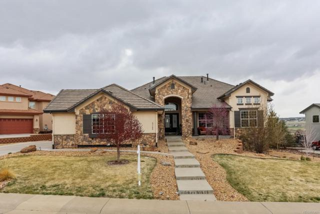 5709 Distant View Place, Parker, CO 80134 (#3507705) :: The Galo Garrido Group