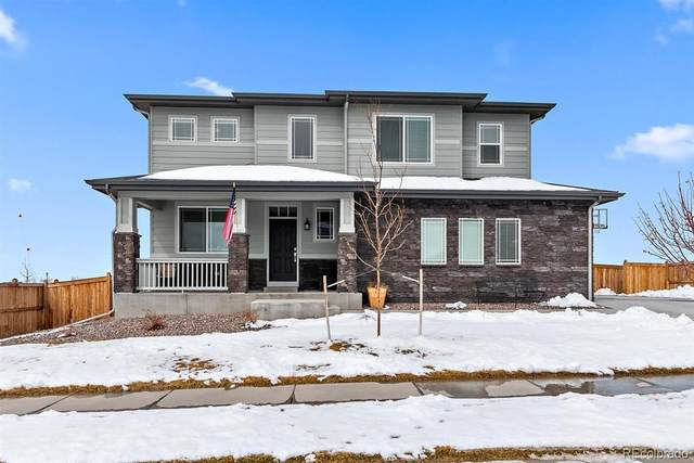 11796 Ouray Court, Commerce City, CO 80022 (MLS #3508430) :: 8z Real Estate