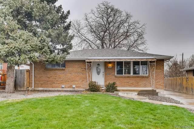 1560 S Decatur Street, Denver, CO 80219 (#3508745) :: Wisdom Real Estate