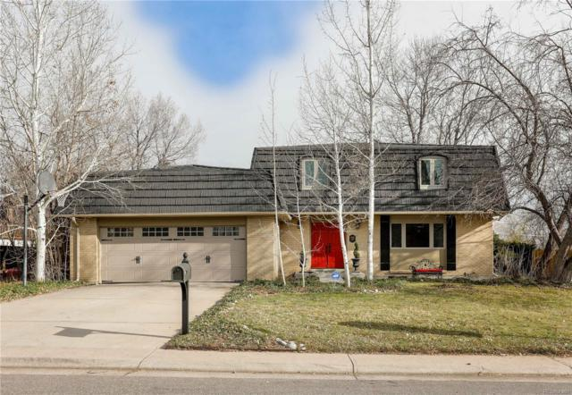 7270 S Sheridan Court, Littleton, CO 80128 (#3509066) :: Colorado Home Finder Realty