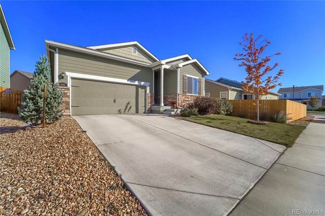481 Reserve Avenue, Lochbuie, CO 80603 (MLS #3509269) :: Neuhaus Real Estate, Inc.