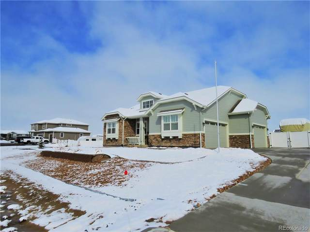11545 E 162nd Drive, Brighton, CO 80602 (#3509349) :: iHomes Colorado