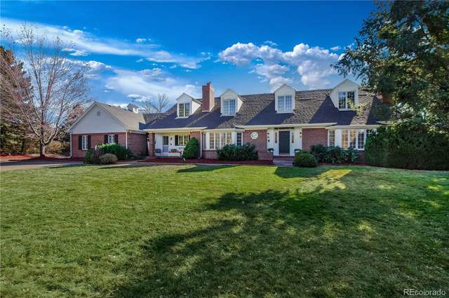6 Littleridge Lane, Cherry Hills Village, CO 80113 (#3509677) :: Mile High Luxury Real Estate