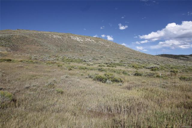 287 County Road 405, Granby, CO 80446 (#3509686) :: The Griffith Home Team