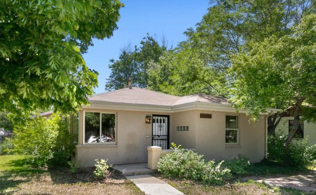 1198 Eudora Street, Denver, CO 80220 (#3509709) :: Wisdom Real Estate