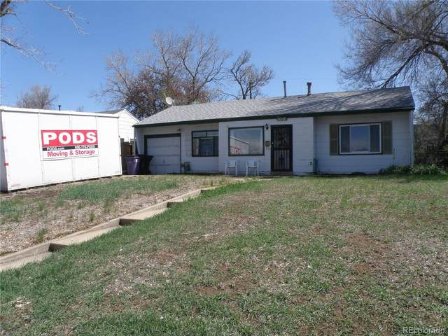 3040 S Grape Way, Denver, CO 80222 (#3509833) :: Kimberly Austin Properties