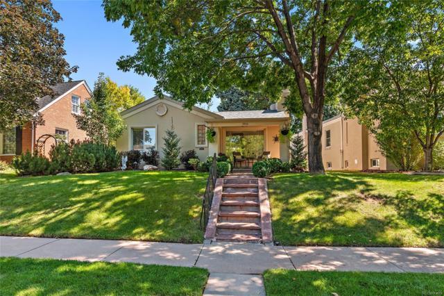 1044 S Clayton Way, Denver, CO 80209 (#3510234) :: The Peak Properties Group