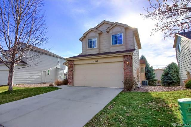 9384 W Hinsdale Place, Littleton, CO 80128 (#3510325) :: The Dixon Group