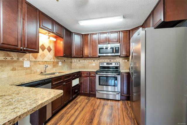 9655 E Center Avenue 6C, Denver, CO 80247 (#3510454) :: HomeSmart Realty Group