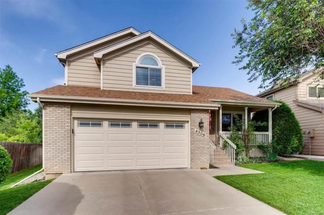 4306 Stoney Creek Drive, Fort Collins, CO 80525 (#3510507) :: The Griffith Home Team