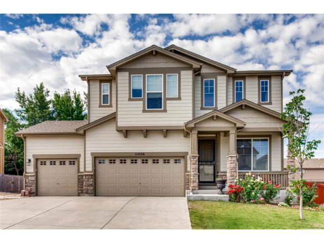 11406 W Tanforan Circle, Littleton, CO 80127 (MLS #3510584) :: 8z Real Estate