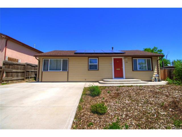 3101 W 65th Avenue, Denver, CO 80221 (MLS #3510794) :: 8z Real Estate