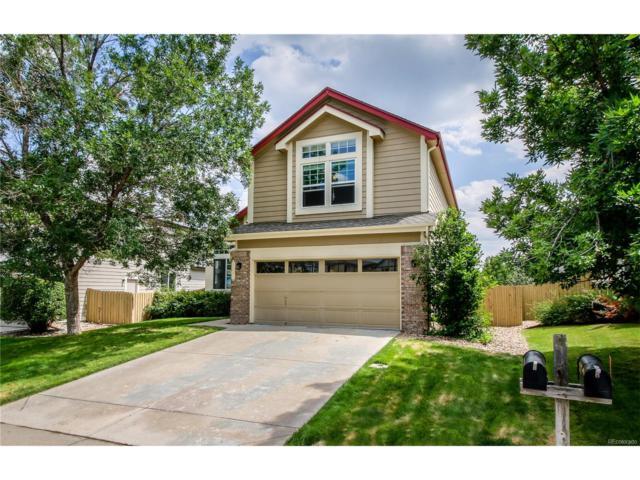 17038 E Carr Avenue, Parker, CO 80134 (MLS #3510983) :: 8z Real Estate