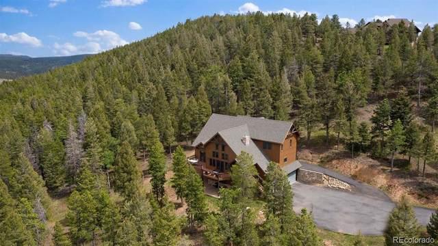 11272 Belle Meade Drive, Conifer, CO 80433 (#3511217) :: iHomes Colorado
