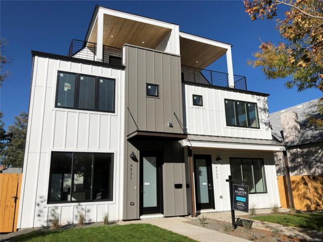 4521 Raleigh Street, Denver, CO 80212 (#3511769) :: House Hunters Colorado