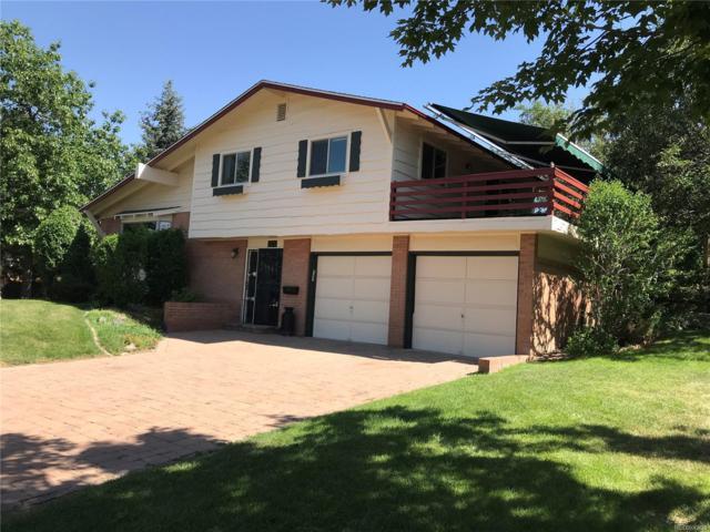 11610 W 29th Place, Lakewood, CO 80215 (MLS #3511876) :: 8z Real Estate
