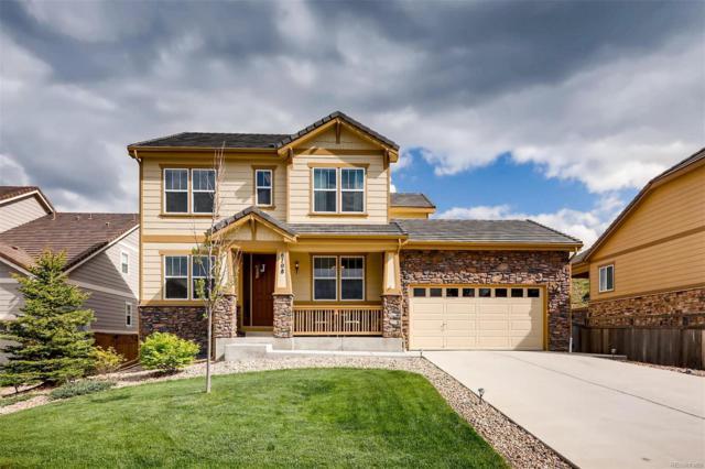 6708 Esmeralda Drive, Castle Rock, CO 80108 (#3512377) :: Bring Home Denver with Keller Williams Downtown Realty LLC
