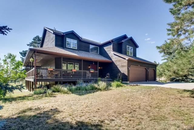 35901 Whispering Pine Court, Elizabeth, CO 80107 (#3512480) :: Wisdom Real Estate