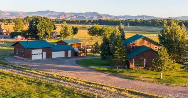 10112 Us Highway 160, Del Norte, CO 81132 (MLS #3512845) :: Wheelhouse Realty