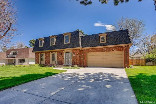 4980 S Chester Street, Greenwood Village, CO 80111 (#3513038) :: The DeGrood Team