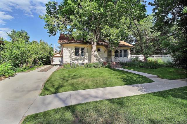 1536 12th Avenue, Greeley, CO 80631 (#3513119) :: The Healey Group