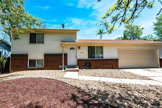 15159 E Columbia Drive, Aurora, CO 80014 (#3513167) :: The Tamborra Team