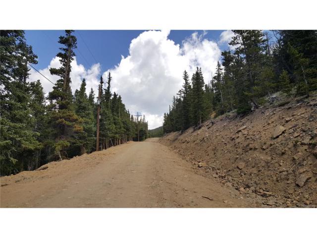 Mine Road, Idaho Springs, CO 80452 (MLS #3513343) :: 8z Real Estate