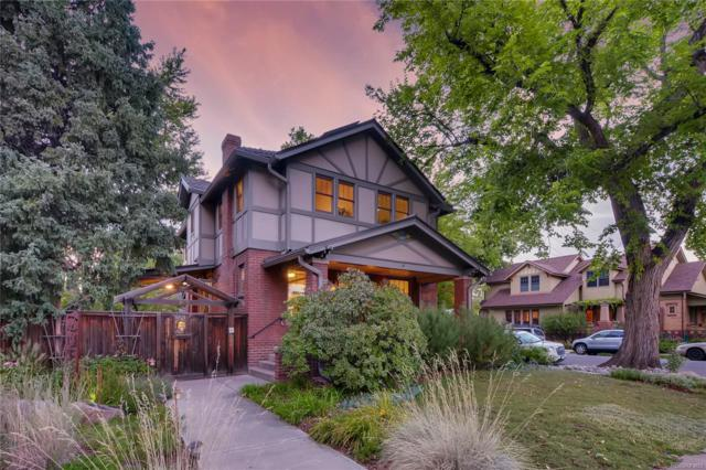 905 S Gaylord Street, Denver, CO 80209 (#3513599) :: The City and Mountains Group