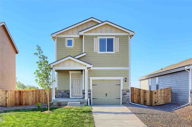 47366 Iris Avenue, Bennett, CO 80102 (#3513764) :: The Griffith Home Team
