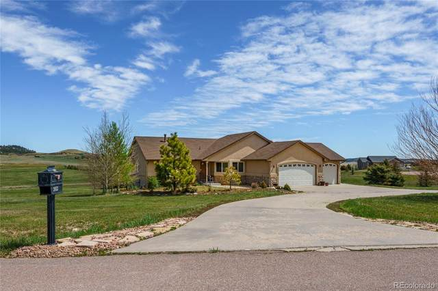 20153 Sedgemere Road, Monument, CO 80132 (#3514244) :: The Harling Team @ Homesmart Realty Group