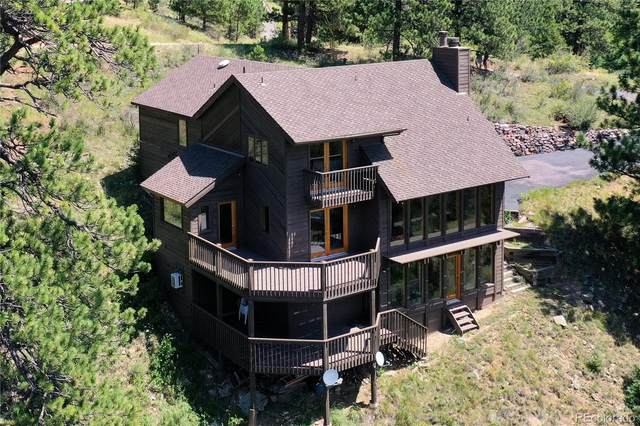1010 Stagecoach Boulevard, Evergreen, CO 80439 (#3514497) :: The Heyl Group at Keller Williams