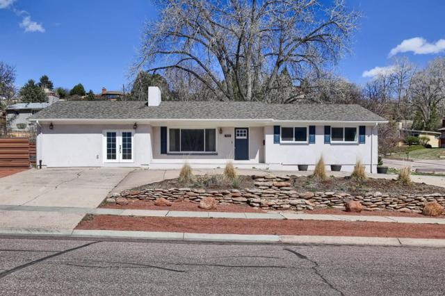 703 Castle Road, Colorado Springs, CO 80904 (#3514587) :: Venterra Real Estate LLC