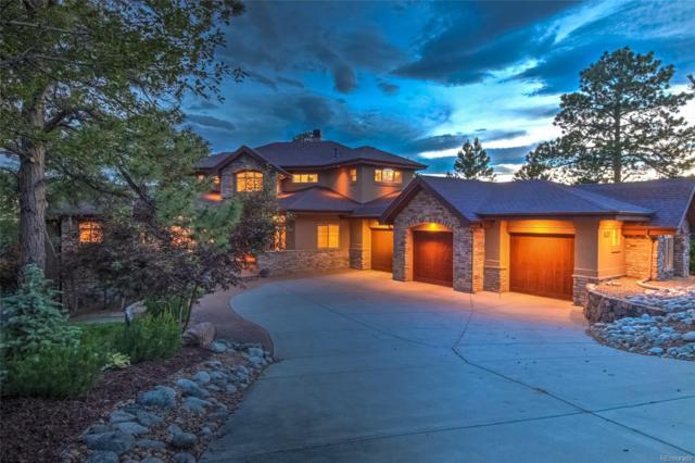 2434 Oak Vista Court, Castle Rock, CO 80104 (MLS #3515034) :: 8z Real Estate