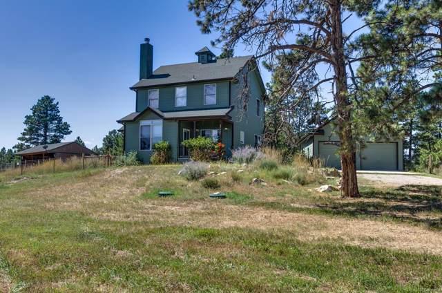 27337 Forest Ridge Drive, Kiowa, CO 80117 (MLS #3515136) :: 8z Real Estate