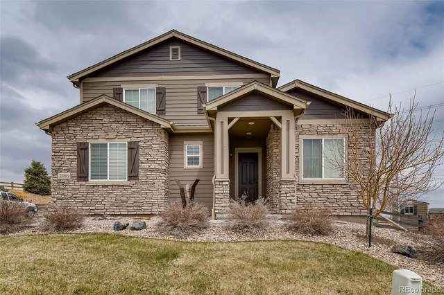 3306 Thornwood Court, Castle Rock, CO 80108 (#3515533) :: Mile High Luxury Real Estate