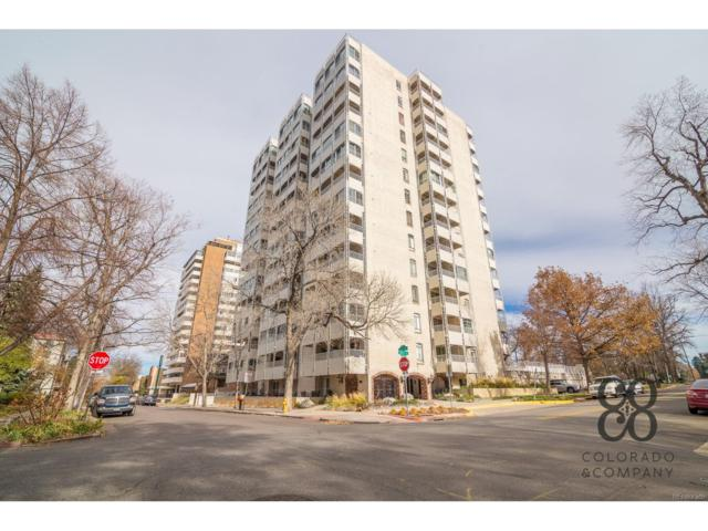 1200 N Humboldt Street #901, Denver, CO 80218 (#3515597) :: The Sold By Simmons Team