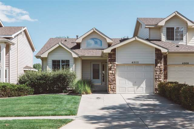 4302 Gemstone Lane, Fort Collins, CO 80525 (#3516076) :: My Home Team
