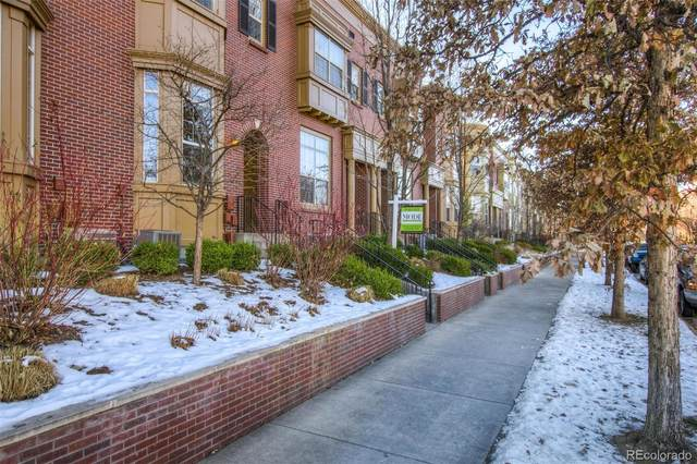7930 E 29th Avenue, Denver, CO 80238 (#3516672) :: The Colorado Foothills Team | Berkshire Hathaway Elevated Living Real Estate