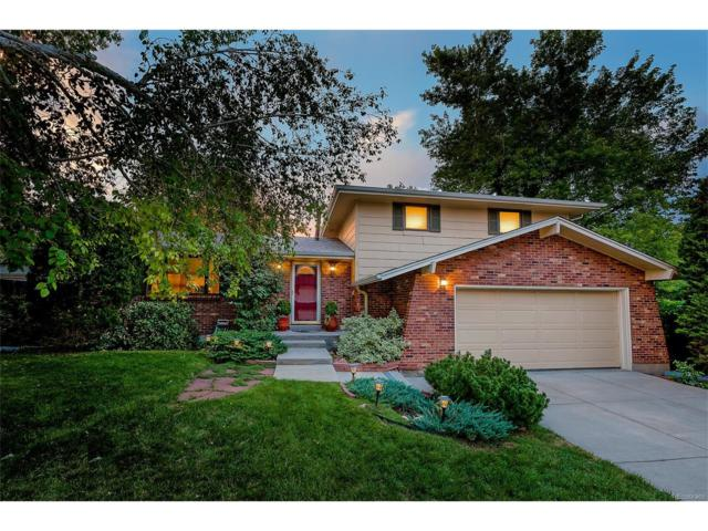 1684 S Holland Street, Lakewood, CO 80232 (MLS #3516704) :: 8z Real Estate
