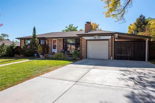 3232 W Stanford Avenue, Englewood, CO 80110 (#3516923) :: Venterra Real Estate LLC