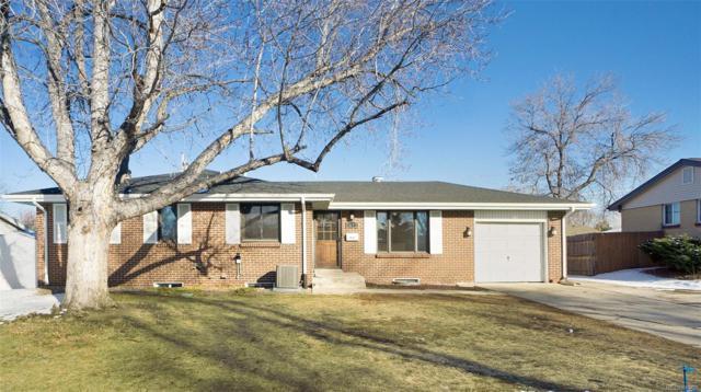 1672 S Yukon Street, Lakewood, CO 80232 (MLS #3517349) :: 8z Real Estate