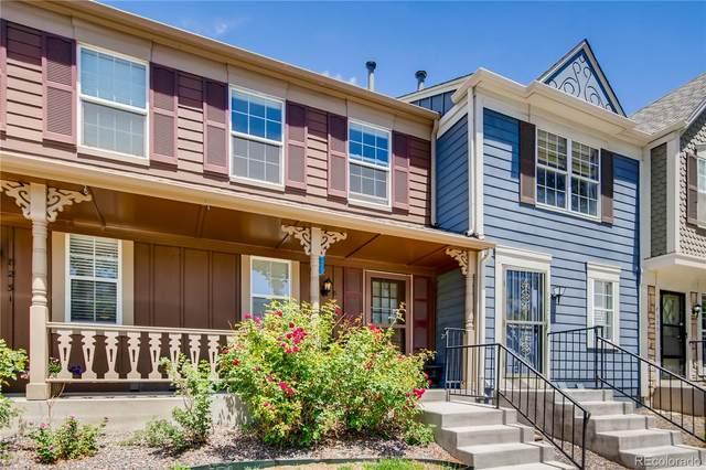 8229 S Fillmore Way, Centennial, CO 80122 (MLS #3517455) :: 8z Real Estate