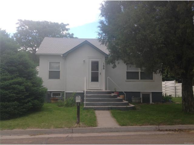 100 Filbert Street, Wray, CO 80758 (#3517805) :: The Peak Properties Group