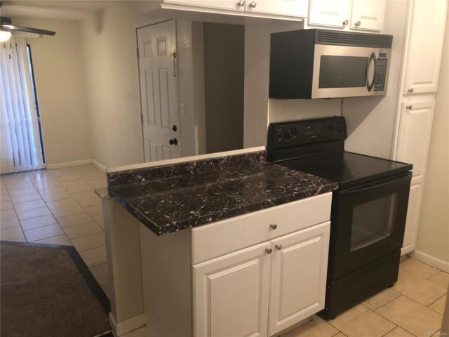 5995 W Hampden Avenue #13, Denver, CO 80227 (#3517968) :: The HomeSmiths Team - Keller Williams