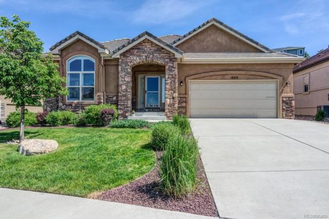 1889 Parliament Drive, Colorado Springs, CO 80920 (#3518191) :: The Griffith Home Team